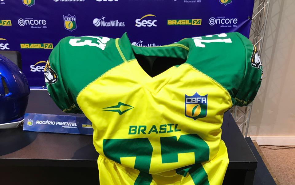 Brasil Onças  Os novatos d88dd7cc747b3